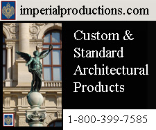 Imperial Productions - Standard and Custom Architectural Products