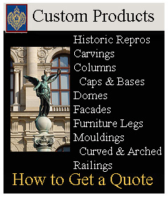 custom architectural products